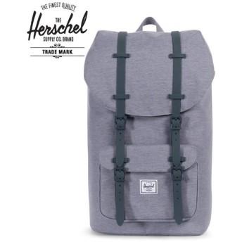 Herschel Supply  ハーシェルサプライ バックパック / Little America  リトルアメリカ  / MID GREY CROSSHATCH / 25L /10014-02137