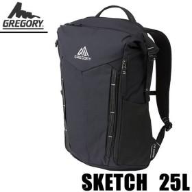 GREGORY  グレゴリー リュック デイパック SKETCH 25 BLACK CARBON 1094521052  スケッチ25 バッグ
