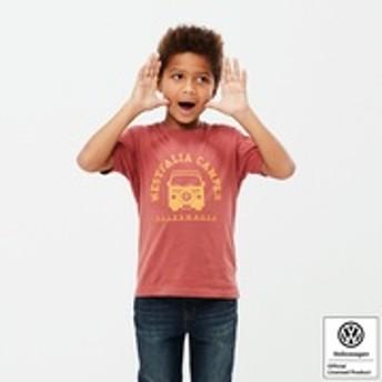 KIDS ザ・ブランズ アウトドア UT フォルクスワーゲン(グラフィックTシャツ・半袖)