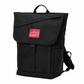 マンハッタン ポーテージ NYC Print Washington SQ Backpack JR ユニセックス Black M 【Manhattan Portage】