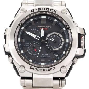 カシオ CASIO Gショック G-SHOCK MTG-S1000D-1AJF ソーラー電波 【リッチタイム】 【中古】