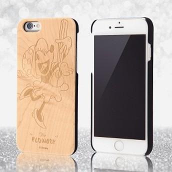 iPhone 6S/iPhone 6 共通 ディズニー/ウッド/ミニー スマートフォンケース スマホケース [▲][G]