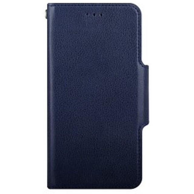 iPhone 6S/iPhone 6 共通 Super/Slim/Case/ネイビー スマートフォンケース スマホケース [▲][G]