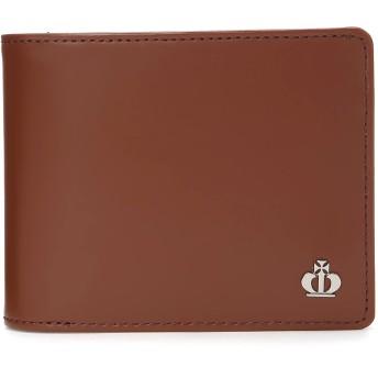 JEFF BANKS ジェフバンクス ジェフ・バンクス リュクス 二つ折り財布 財布,ブラウン