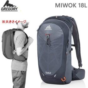 グレゴリー リュック デイパック MIWOK 18  ミウォック 18L/フレームブラック(1114807409)GREGORY リュック
