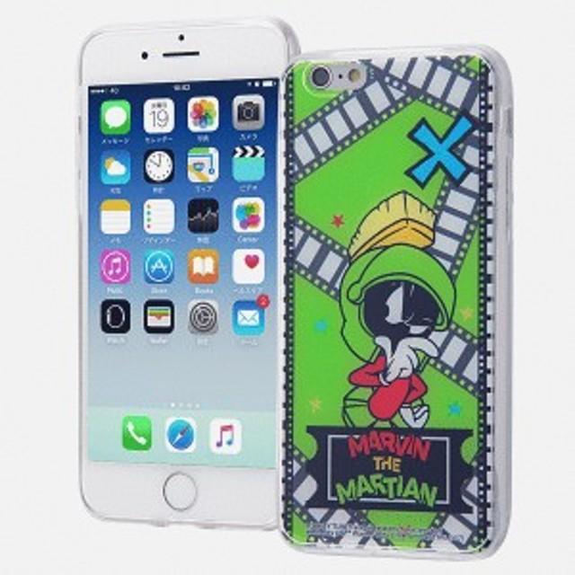 iPhone 6S/iPhone 6 共通 ルーニー/テューンズ/TPU/背面パネル/LN020 スマートフォンケース スマホケース [▲][G]