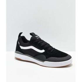 ヴァンズ VANS メンズ シューズ・靴 Vans UltraRange Pro 2 Black & White Shoes Black