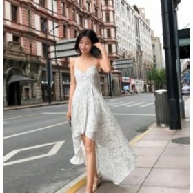 リゾートワンピ-ス キャミワンピース 韓国 夏服 レディース オルチャン 風 ファ 夏ワンピース レディース ファッション