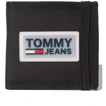 トミーヒルフィガー ミニカードケース メンズ ブラック one size 【TOMMY HILFIGER】