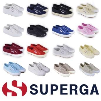 スペルガ SUPERGA 2750 キャンバス スニーカー レディース
