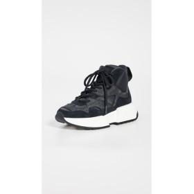 メゾン マルジェラ MM6 Maison Margiela レディース スニーカー シューズ・靴 High Top Trainers Black