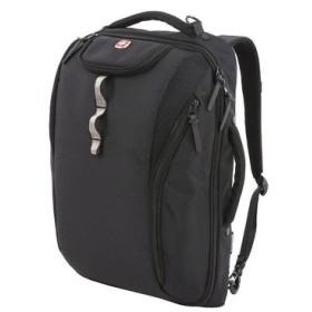 スイスギアトラベルギア SwissGear Travel Gear レディース パソコンバッグ バッグ 2913 Laptop Backpack Brief Black