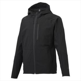[DESCENTE]デサント フーデッドジャケット (DMMOJC31Z)(BK) ブラック[取寄商品]