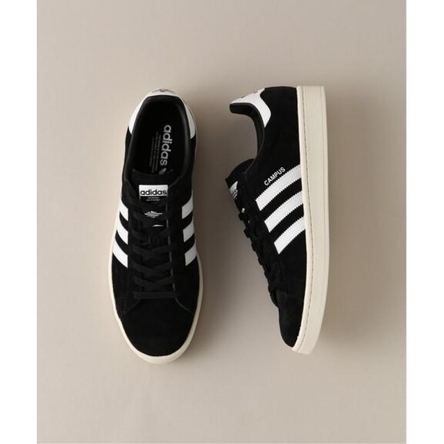 417 EDIFICE adidas / アディダス CAMPUS BEF02 ブラック 27