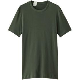 N.HOOLYWOOD N.ハリウッド 【UNISEX】【BARRACKS KIT】クルーネックTシャツ セージグリーン