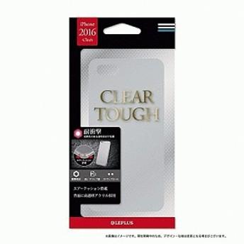 iPhone 7 耐衝撃クリア/CLEAR/TOUGH/クリアブラック スマートフォンケース スマホケース [▲][G]