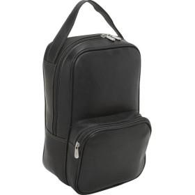 ピエール Piel ユニセックス バッグ Carry-All Vertical Shoe Bag Black