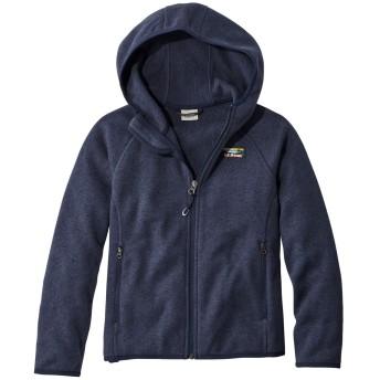 エル・エル・ビーン・セーター・フリース、フード付き/Kids' L.L.Bean Sweater Fleece, Hooded