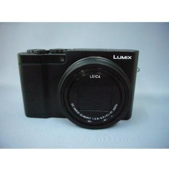 【中古】 【並品】 パナソニック LUMIX DMC-TX1-K ブラック