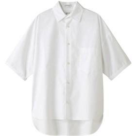 MADISONBLUE マディソンブルー J.BRADLEY ショートスリーブシャツ ホワイト