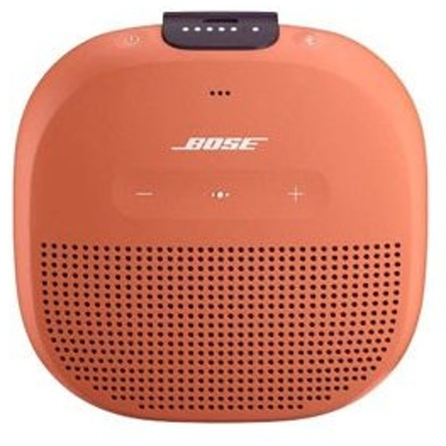 〔中古〕BOSE(ボーズ) SoundLink Micro Bluetooth Speaker オレンジ