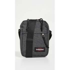イーストパック Eastpak メンズ メッセンジャーバッグ バッグ The One Crossbody Bag Black Denim