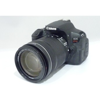 【中古】 【並品】 キヤノン EOS Kiss X6i EF-S18-135 IS STM レンズキット