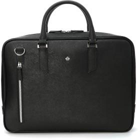 JEFF BANKS ジェフ・バンクス フュージョン 2WAY ビジネスバッグ ビジネスバッグ,ブラック