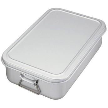 アルミ 蒸気用炊飯鍋 蓋付 6.3l(3.5升)