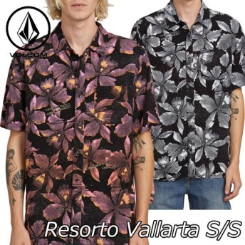 volcom ボルコム シャツ Resorto Vallarta S/S メンズ 半袖 A0411901