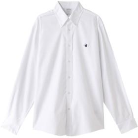 Brooks Brothers ブルックス ブラザーズ メンズ(MENS)ノンアイロン ブルックスクール GF スポーツシャツ Regent Fit ホワイト