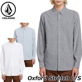volcom ボルコム シャツ Oxford Stretch L/S メンズ 長袖 A0511801【返品種別OUTLET】