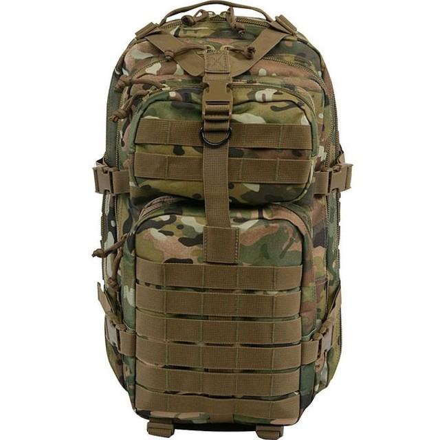 ハイランドタクティカル Highland Tactical メンズ バックパック・リュック バッグ Vantage Tactical Backpack with All-Around Compression Straps Brown Camo