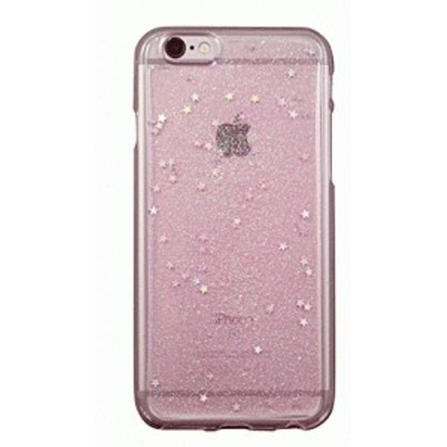 iPhone 6S/iPhone 6 共通 luce/case/PINK スマートフォンケース スマホケース [▲][G]