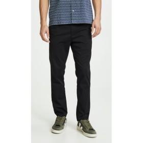 エージー AG メンズ チノパン ボトムス・パンツ Payton Cropped Chino Pants Super Black