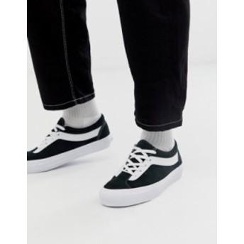 バンズ メンズ スニーカー シューズ Vans Bold sneakers in black VN0A3WLPOS71 Black
