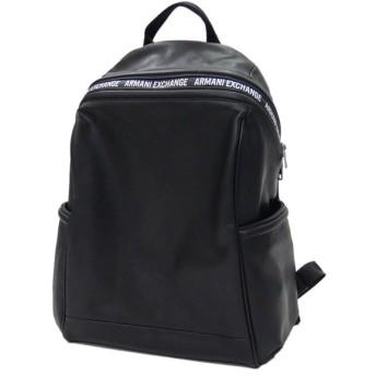 ARMANI EXCHANGE アルマーニエクスチェンジ メンズバックパック 952189 9A028 ブラック