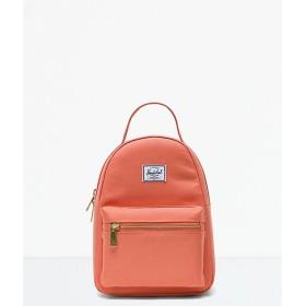 ハーシェル サプライ HERSCHEL SUPPLY レディース バックパック・リュック バッグ Herschel Supply Co. Nova Apricot Brandy Mini Backpack Medium orange