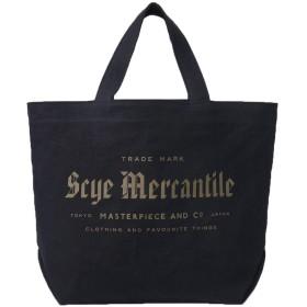 Scye/SCYE BASICS サイ/サイベーシックス 【UNISEX】【ELLESHOP限定】【Scye Mercantile】リネントート M ネイビー
