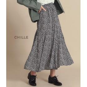 【セール開催中】ANAP(アナップ)小花柄切替フレアスカート