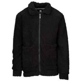アメリカンスティッチ American Stitch メンズ トップス sherpa full-zip Black