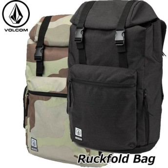 Volcom ボルコム リュック Ruckfold Bag デイバッグ D6521900 バックパック