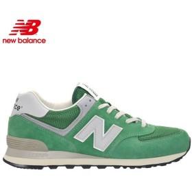 NEW BALANCE ニューバランス スニーカー シューズ / ML574 DRA GREEN / グリーン / 574 / 正規取扱店
