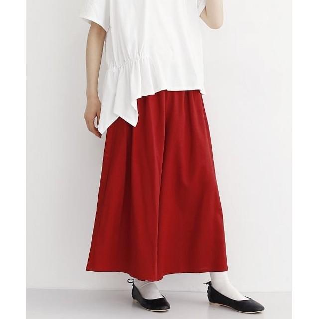 メルロー イージータックスカーチョ レディース レッド FREE 【merlot】
