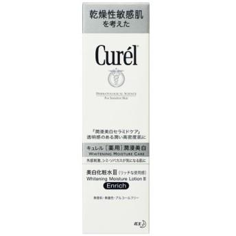 花王 キュレル 美白化粧水 III 140ml (リッチな使用感)