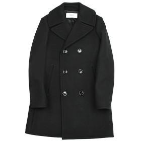 CELINE セリーヌ ブラックウールコート イタリア正規品 新品 2M076863C 38NO