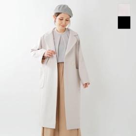 SI-HIRAI スーヒライ スーパー100ビーバーラペルローブコート chaw19-3816 2019aw新作