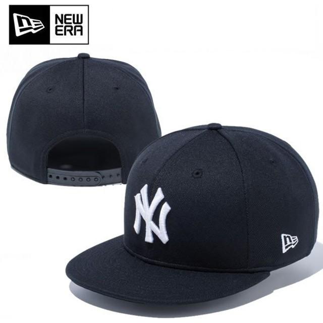 ニューエラ キャップ 9FIFTY ジャージ ニューヨーク・ヤンキース ブラック × ホワイト 11781346 newera キャップ