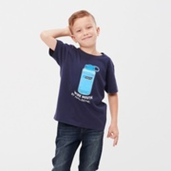KIDS ザ・ブランズ アウトドア UT ナルゲン(グラフィックTシャツ・半袖)