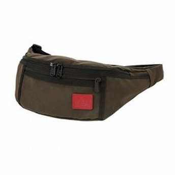 【Manhattan Portage:バッグ】CORDURA Waxed Nylon Fabric Collection Alleycat Waist Bag